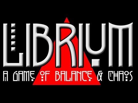 LIBRIUM Games Team Challenge 28/04/13