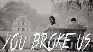 YOU BROKE US - Very Sad Emotional Piano Type Beat | Deep Oriental Rap Instrumental