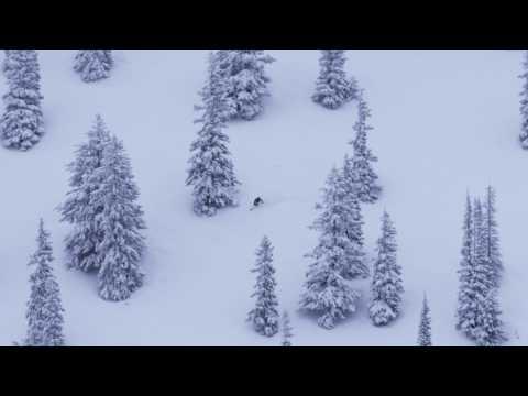 #AspenShorts Skiing Face of Bell on Aspen Mountain