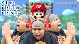 THE LEVEL THAT RUINED MY LIFE. [SUPER MARIO MAKER] [#107]