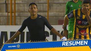 Resumen - Sport Rosario vs FBC Melgar (2-1)