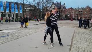 Eduardo & Vanessa - Zouk in Amsterdam - March 2018
