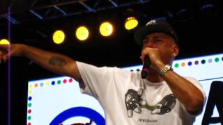 The Beatnuts- Se Acabo (It's Over) @ Central Park, NYC