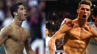 Cristiano Ronaldo used to race against cars when he was a child to improve his speed - Oh My Goal