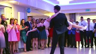Pierwszy taniec Piotra i Alicji - When a Man Loves a Woman - walc wiedeński