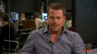 Chris O'Donnell Talks Al Pacino  | HPL