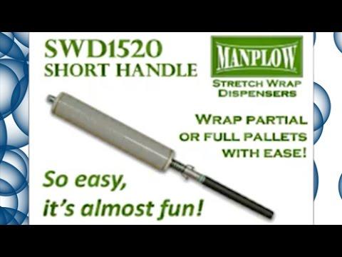 ManPlow SWD 1520 Stretch Wrap Dispenser