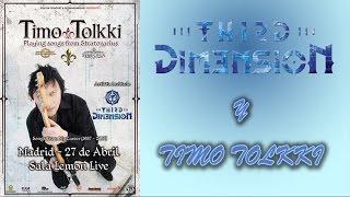 ¡¡Teloneo a Timo Tolkki (ex Stratovarius)!!   VLOG Nº3