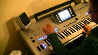 The Last of the Mohicans - Yamaha Tyros 4 - HD - Scotland - Cover