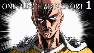 One Punch Man Shorts 1