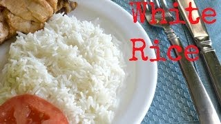 How to cook White Rice (haitian cuisine)