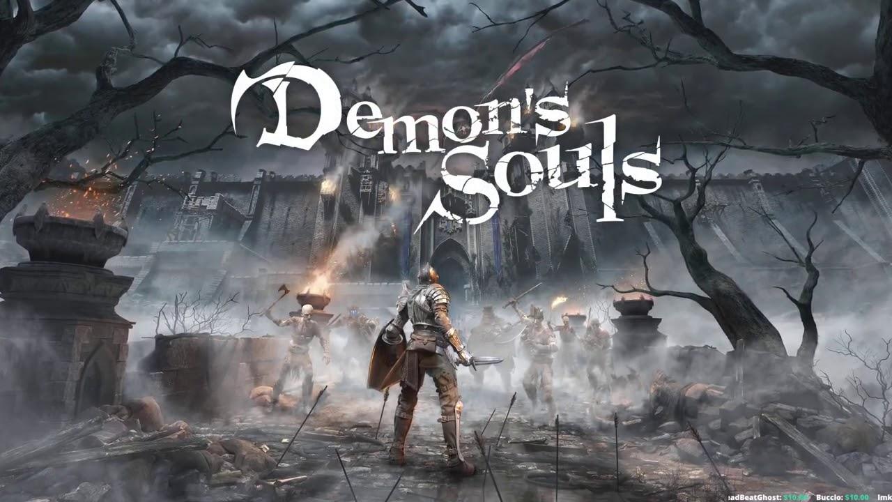 Distortion2 - Demon's Souls Remake - Wrong Warping between Archstones