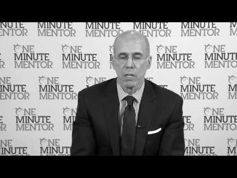 Hearst One Minute Mentor: Jeffrey Katzenberg on Leadership