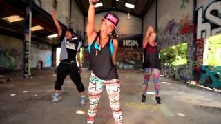 Ms Dynamite ft Sticky - Bad Gyal // Choreo by Nisha Anj