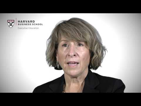 What Makes the HBS Executive Education Experience Transformational?