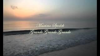 MUSICA INSTRUMENTAL DE ITALIA, GRANDE GRANDE GRANDE, EN PIANO ROMANTICO Y ARREGLO MUSICAL