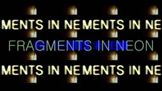 """FRAGMENTS IN NEON by HANS KARL (""""TAS"""" FILM MUSIC LIBRARY, TRACK #3)"""