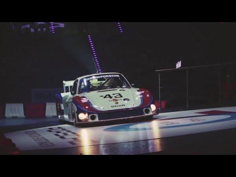 The eighth Sound Night in the Porsche Arena