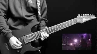 Korn - Another Brick in the Wall (guitar cover) width=