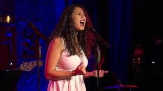 """Hello"" performed by Aury Krebs"