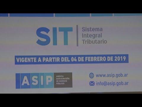 El Sistema Integral Tributario permitirá contar con una sola base de datos
