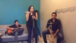 Alicia Solis - Cien Años (reggae) (Pedro Infante cover)