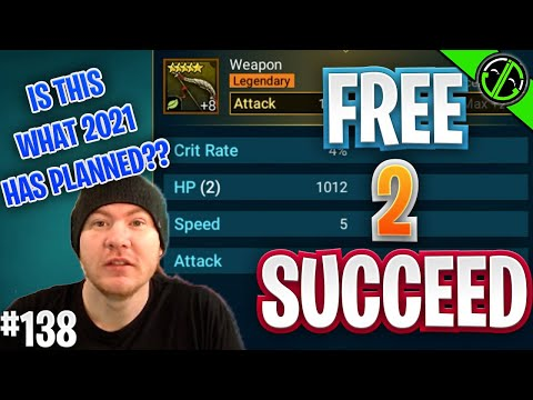 I Just Wanted A Little Speed... | Let's Sort Some Gear! | Free 2 Succeed - EPISODE 138