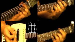 De Musica Ligera - Soda Stereo 7/7 Guitarra Cover Completa www.FarhatGuitar.com