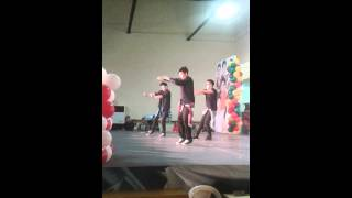 Bod dancer pangasinan gma mall show