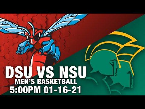 Delaware State University Men's Basketball vs Norfolk State University