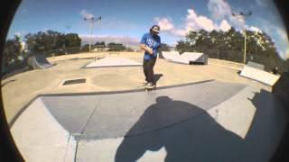 Sunday @ stewys skatepark with Anthony Marshello
