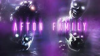 "[FNAF | SFM] ""Afton Family"" - KryFuZe (Russell Sapphire Remix)"