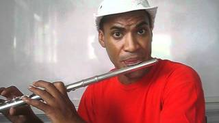 'I Love Rock 'n Roll', by Joan Jett and the Blackhearts, flute cover by Dameon Locklear