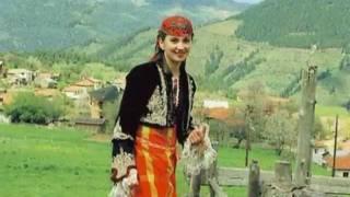 Бела съм, бела, юначе - Нели Андреева. Bela sam, bela yunache. Rodopi.