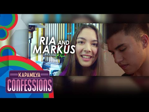 Kapamilya Confessions with Ria Atayde and Markus Peterson | YouTube Mobile Livestream