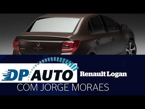 Um teste com o novo Renault Logan