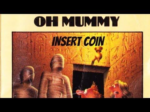 Oh Mummy (1984) - Amstrad CPC - Partida completa
