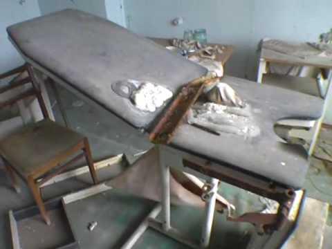 Chernobyl Journal: Pripyat Hospital
