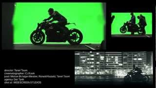 Rock Untouchables - Vagabond Green Screen breakdown