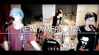 New Americana - Halsey (Pop Punk Cover by Freak Out)