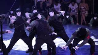 Jabbawockeez - Lose Your Mind