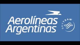 Aerolíneas Argentinas Boarding Music