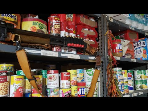 Can Foods and Shotguns