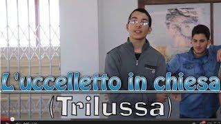 """""""L'uccelletto in chiesa - Trilussa"""""""