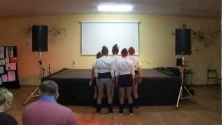 Beyonce -  Who  Run  the world - girls- choreografia PWdance