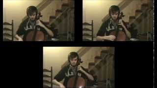 Earthbound Zero/Beginnings: Title Theme (cello cover)