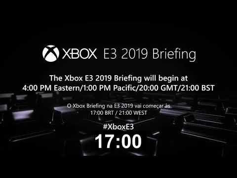 XboxE3 - Conferência completa - Briefing 2019