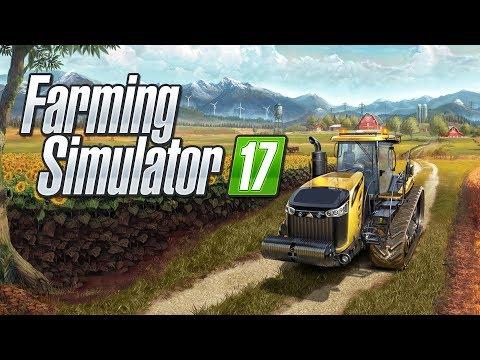 Help Ik lig in de sloot Farming Simulator Livestream Hoogtepunten