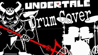 ASGORE DRUM COVER - Undertale
