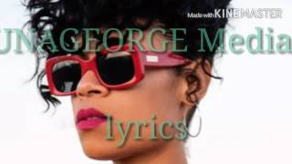 ALUNAGEORGE Mediator lyrics